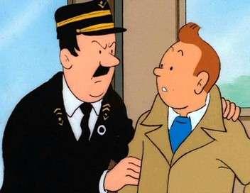 Les aventures de Tintin L'île noire