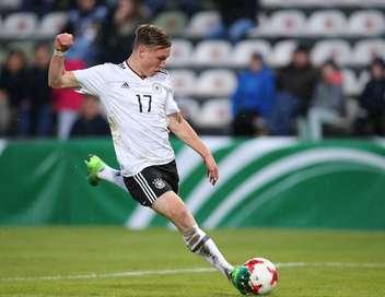 Allemagne - Angleterre Championnat d'Europe - de 19 ans