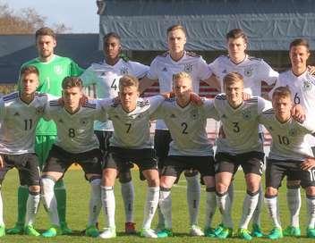 Angleterre - République tchèque Championnat d'Europe - de 19 ans