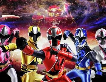 Power Rangers : Ninja Steel Presto Chango-O
