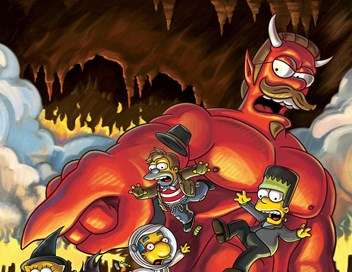 Les Simpson Simpson Horror Show XVIII