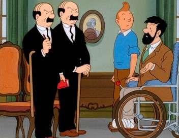Les aventures de Tintin Les bijoux de la Castafiore