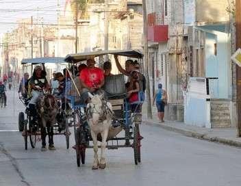 Cuba, danse avec les orgues de Barbarie