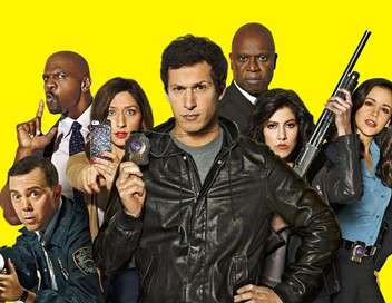 Brooklyn Nine-Nine Le fugitif