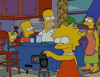Les Simpson Lisa fait son festival