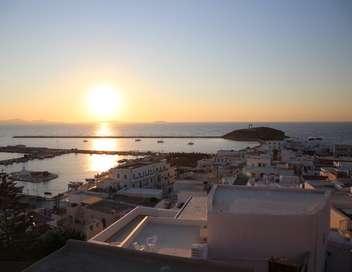 Les Grecs et la mer