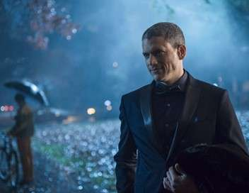 DC : Legends of Tomorrow Guerres froides