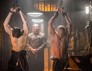 DC : Legends of Tomorrow La prison de Koshmar