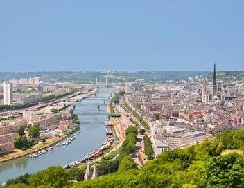 Des racines et des ailes En remontant la Seine, de l'estuaire à Paris