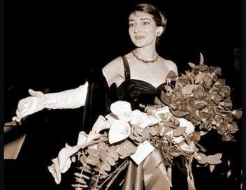 Maria Callas chante «Tosca», acte II