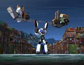 Transformers Robots in Disguise : mission secrète L'union fait la force