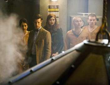 Doctor Who La chair vivante