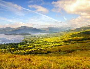 Les quatre saisons du Loch Lomond
