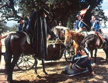 Zorro Tornado a disparu
