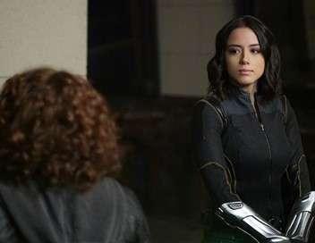 Marvel : les agents du S.H.I.E.L.D La patate chaude