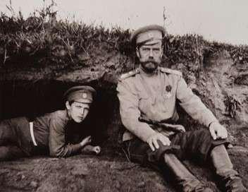 Le tragique destin des Romanov, treize années à la cour de Russie