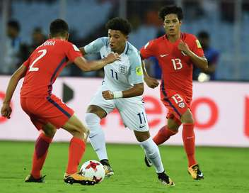 Angleterre Espagne Football Coupe Du Monde Des 17 Ans Teleobs