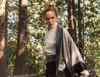 DC : Legends of Tomorrow L'armure du samouraï