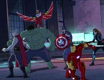 Avengers : l'ère d'Ultron Les Thunderbolts démasqués
