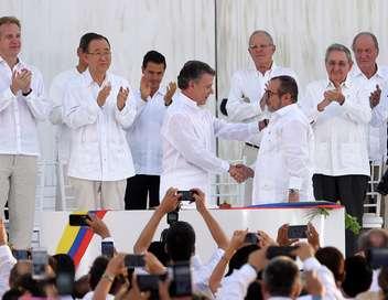 Colombie, le silence des armes