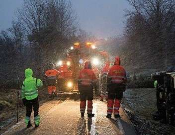 Highway Thru Hell Norvège