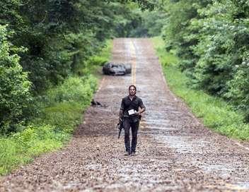 The Walking Dead Le roi, la veuve et Rick