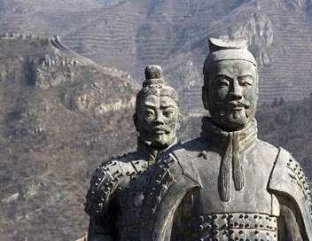 Vol au-dessus de la Chine Le passé vivant