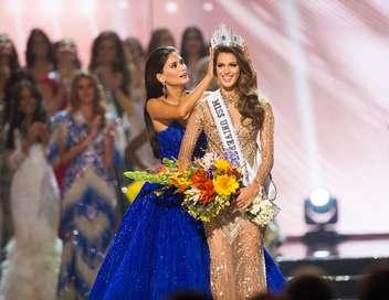 De Miss France à Miss Univers, le fabuleux destin d'Iris