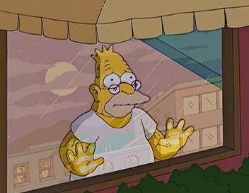 Les Simpson Million Dollar Papy