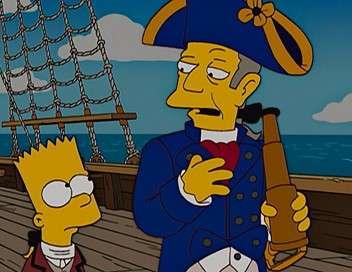 Les Simpson Histoire d'eau
