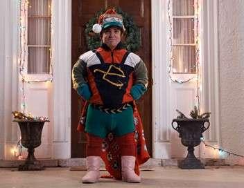 L'elfe du Père-Noël