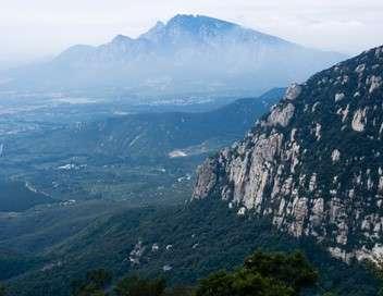 Les montagnes bulgares Le Rila, le Pirin et les Rhodopes