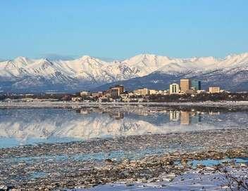 Anchorage, ville sauvage