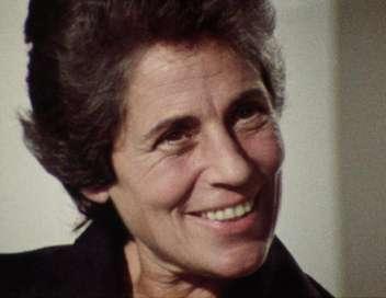 Francoise Giroud, autoportrait