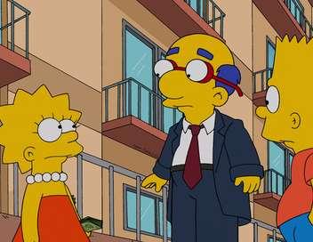 Les Simpson Adulte une fois
