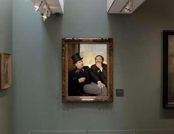 Edgar Degas-Mary Cassatt, les enfants terribles de l'impressionnisme