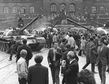 Le gel du printemps de Prague 1968