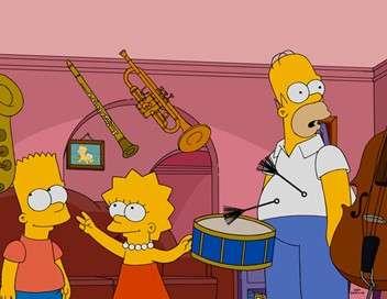 Les Simpson Simpson Horror Show XXVII