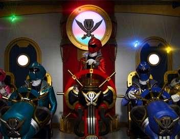 Power Rangers : Super Megaforce Le sixième Ranger