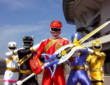 Power Rangers : Super Megaforce Doublure argentée
