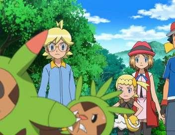 Pokémon : XY&Z Une opération explosive !
