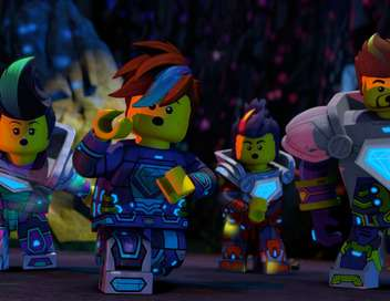 Nexo Knights, les chevaliers du futur Ça rouille