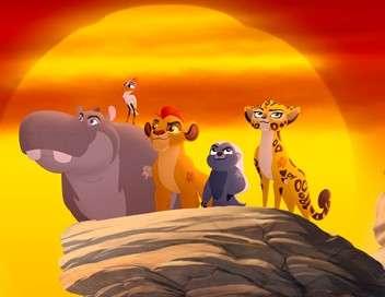 La garde du roi lion Attention au Zimwi