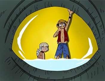 One Piece Situation de crise. Rebecca est enmevée !
