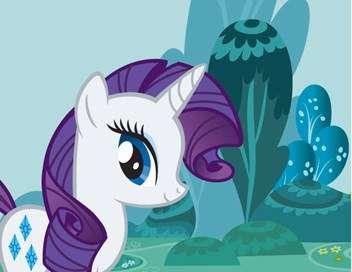 My Little Pony : les amies c'est magique Le refuge de La Douce Plume
