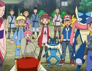 Pokémon : XY&Z La grande finale, les passions se déchaînent !