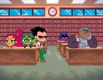 Teen Titans Go ! Les titans de l'école