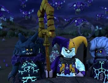 Nexo Knights, les chevaliers du futur Une montagne de mauvaises nouvelles