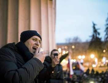 Les Russes aux urnes : Alexeï Navalny et l'opposition russe