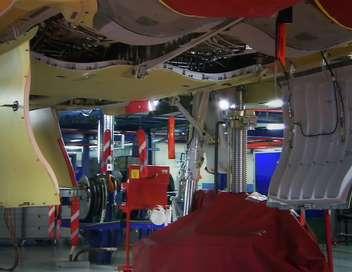 Mégastructures Eurofighter